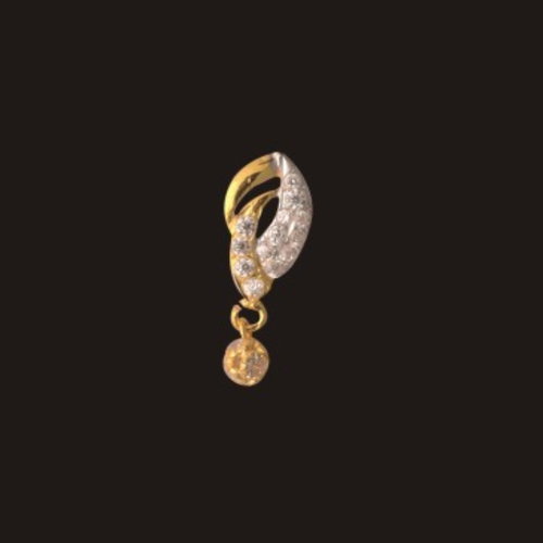 5d684e393 Ladies Ear Tops at Rs 2000 /pair | Gold Earrings | ID: 15882240648