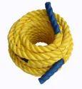 Yellow Tug Of War Rope