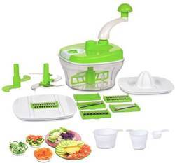 value deal zone green Food Processor