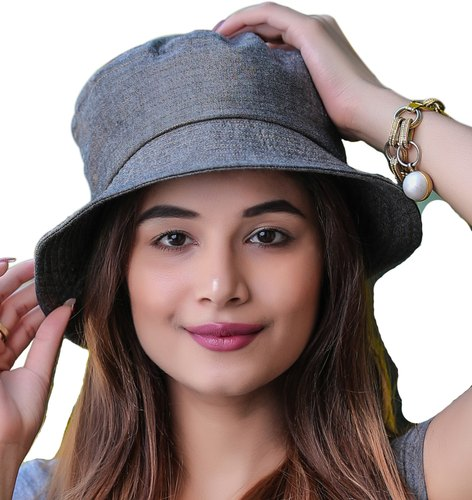 143890fa59e Chemo Cancer Patient Scarves - The Headscaves Brim Hat Light Denim with a  Loop Manufacturer from Amritsar