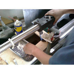 Custom Ball Screw Repairing Service