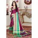 Ladies Fancy Attika Keshu Silk Saree
