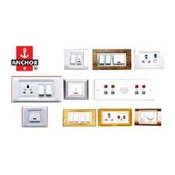 6 - 32 A Anchor Electrical Switches