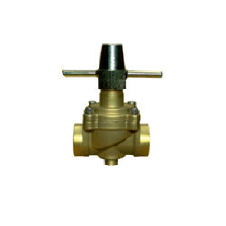 Globe Valve for Refrigeration (Freon Gas)