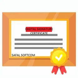 Encryption Digital Signature Certificate