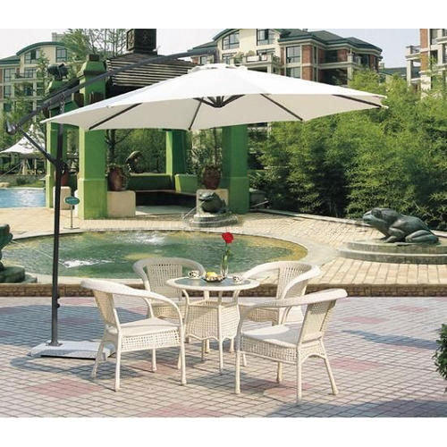Round Patio Umbrella