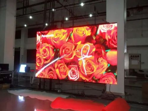 P4.8 OUTDOR ADVERTISING LED DISPLAY SCREEN