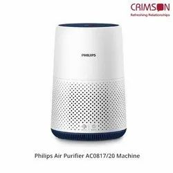 HEPA AC0817 20 Philips Air Purifier Machine, Room Size: Up to 532 Feet2