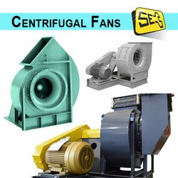 Centrifugal Fans for Industrial