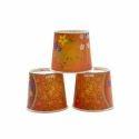 Paper Disposable Cups, Packet Size (pieces): 100 Pieces
