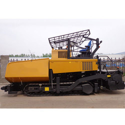 Concrete Paver Finisher