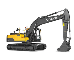 Volvo Hydraulic Excavator