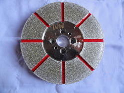 Diamond Brake Pad Grinding Wheel