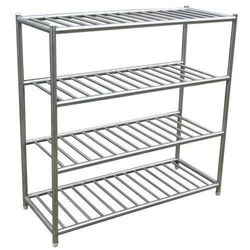Stainless Steel Pot Rack