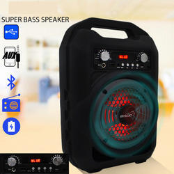 Portable Super Bass Speaker