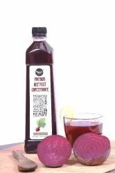 Bottle Premium Beetroot Concentrate - 100% Fresh-Natural-Pure, 7108324879562