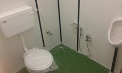 Farm Toilet Cabin
