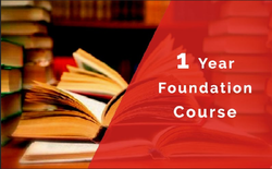 3 Year Foundation Course
