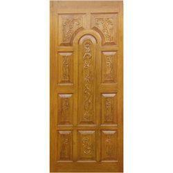 Teak Wood Doors in Hyderabad, Telangana   Teak Wood Doors Price in Used Wooden Doors For Sale In Hyderabad on