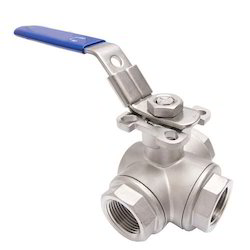 SS Industrial Ball Valves