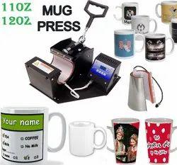 Automatic Digital Magic Mug Printing Machine, For Home,Industrial