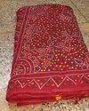 Cotton Bandhani Dupatta