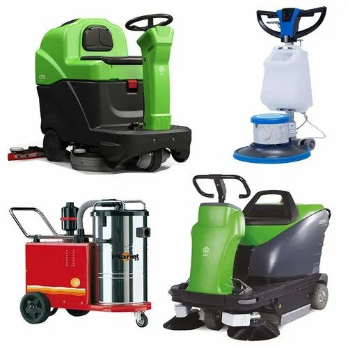 Industrial Cleaning Equipment