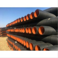 HDPE Double Wall Corrugated Pipe at Best Price in India