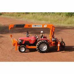 建设和基础设施项目用拖拉机起重机