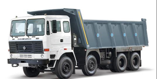 Tipper Trucks - Hydraulic Truck Latest Price, Manufacturers