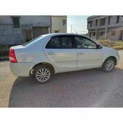 Offline Toyota Etios Sedan Car Rental Service