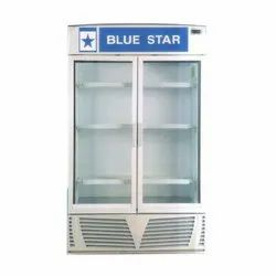 Blue Star Visi cooler 590L