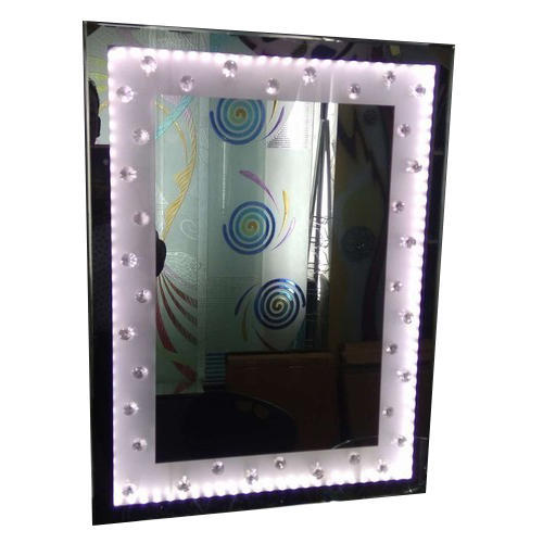 Glass Led Mirror Rs 2000 Piece Nayan Corporation Id 19811394130