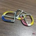 25mm Mild Steel Buckles Multi Color