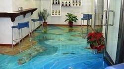 Decorative Epoxy Floorings