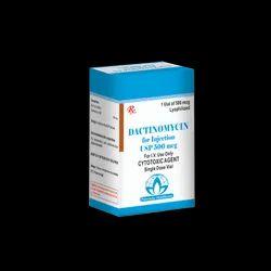 Dactinomycin For Injection USP 500mcg