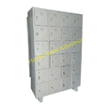24 Door Metal Locker