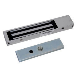Stainless Steel Single Door Magnetic Lock, For Home, Office