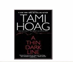 A Thin Dark Line Thrillers Book