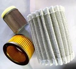 Akash air power Wire Mesh Air Filter, Model: Aap, Size: 1 Inch