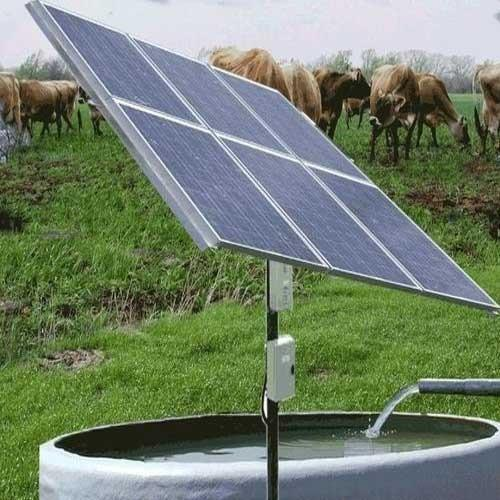 1 Hp Solar Water Pump At Rs 60000 Piece Solar Water Pumping System Id 14764710788