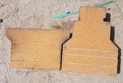 HANGER AND SHOULDER BRICK, Packaging Type: Loose