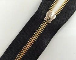 Corn Teeth Open End Metal Zipper