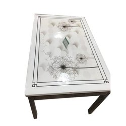 Rectangular Designer Wooden Coffee Table