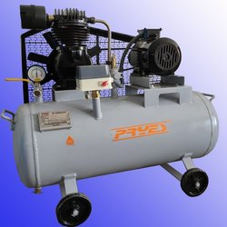 Pryes Mini Air Compressor, Air Tank Capacity: 120 L