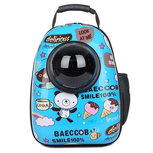 Astronaut Pet Cat Dog Puppy Carrier Travel Bag Space Capsule Backpack  Breathable at Rs 1800  piece  766cc6961bec2