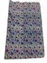 Vinayak Handicraft Cotton Hand Block Flower Print Natural Color Fabric