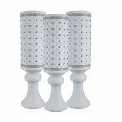 GP-F1713 White Plastic Pot