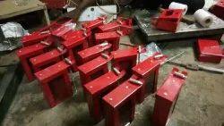 Hamerring hose key box