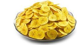 Yellow Banana Wafer, Pack Type: Packet